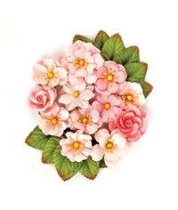 Petal Marble Flowers Rose Quar