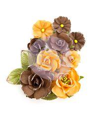 Amber Moon Flowers - Bramble