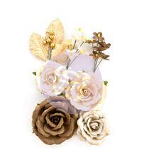 Amber Moon Flowers - Aspen
