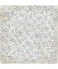 """4th of April - Vintage Spring Basics - 12"""" x 12"""" Double Sided Paper Pad"""