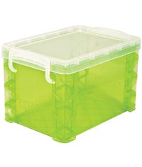 "Super Stacker 4""X6"" Storage Box"