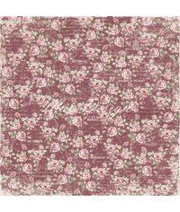 "Vintage Autumn Basics- VI  12"" x 12"" Double Sided Paper Pad"