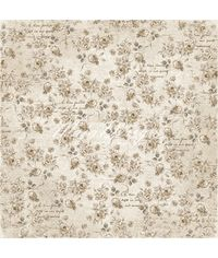 "Vintage Autumn Basics- X  12"" x 12"" Double Sided Paper Pad"