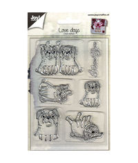 Love Dogs - Stamp