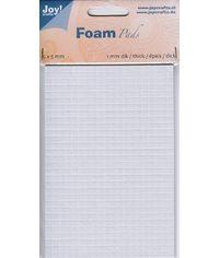 3D Foam Pads Lg 1mm