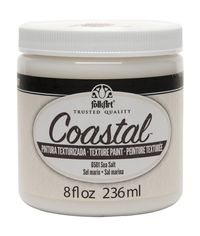 Sea Salt - Coastal Texture Paint 8 oz