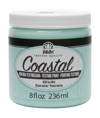 Sea Mist - Coastal Texture Paint 8 oz