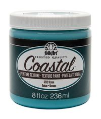 Ocean - Coastal Texture Paint 8 oz