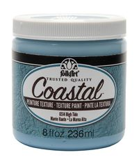 High Tide - Coastal Texture Paint 8 oz