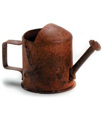 Rusty Watering Can - Miniature