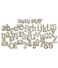 Word Play Alphabet 1