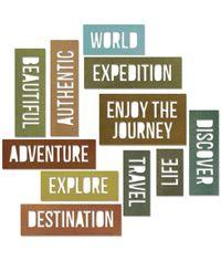 Adventure Words Block