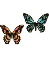 Mini Detailed Butterflies Die