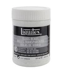Liquitex Glass Beads Acrylic Texture Gel 8oz