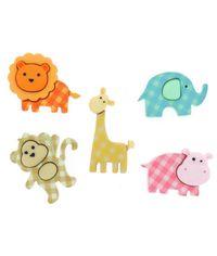 Baby Safari - Embellishments