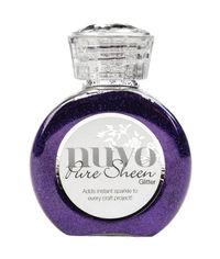 Lilac-Nuvo Pure Sheen Glitter 3.38oz