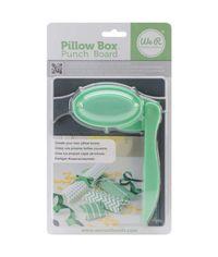 Pillow Box Punch Board