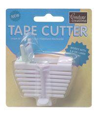 Tape Cutter - White