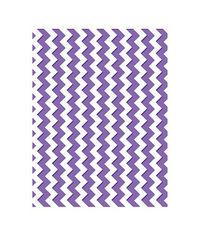 Zig Zag Chevrons The Harmony Collection - Embossing Folder
