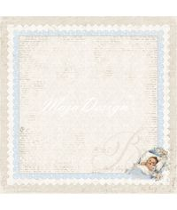 "It's A Boy - Vintage Baby - 12"" x 12"" Double Sided Paper Pad"