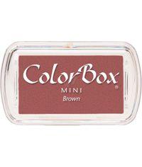 Brown - Mini  Pigment Inkpad