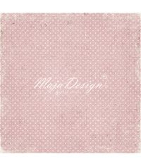 """Our Little Miracle - Vintage Baby - 12"""" x 12"""" Double Sided Paper Pad"""
