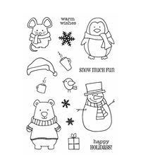 Winter Wishes - Stamp