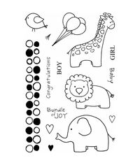 Jungle Baby - Stamp