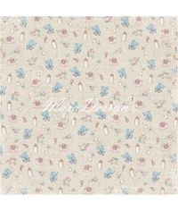 "Baby Shower - Vintage Baby - 12"" x 12"" Double Sided Paper Pad"