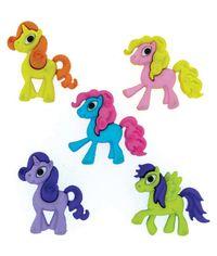 Pony Parade - Dress It Up Button Embellishments