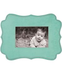 Decorative Wooden Frame - Mint