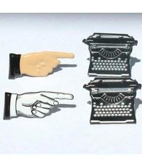 Hands & Typewriters - Eyelet Outlet Brads