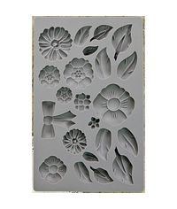"Iod Vintage Art Decor Moulds - ""Rustic Fleur"""