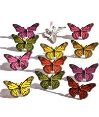Butterflies - Eyelet Outlet Brads