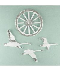 Shabby Chic Treasures Metal
