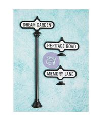 Antique Street Signs 3/Pkg