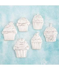 Cupcakes - Resin Embellishments