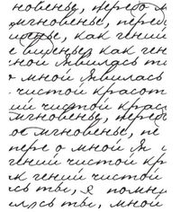 Hand Script