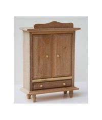 Tall Cabinet with Doors