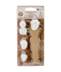 Figure Heads II, 6/Pkg