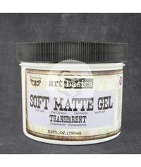 Transparent - Soft Matte Gel