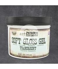 Transparent - Soft Gloss Gel