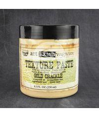 Gold Crackle - Finnabair Art Extravagance Texture Paste