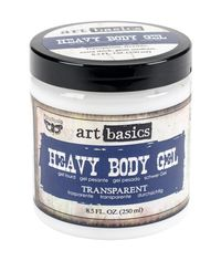 Finnabair Art Basics Super Heavy Gel 8.5oz
