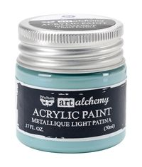 Metallique Light Patina - Alchemy Acrylic Paint