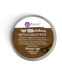 Bronze Age - Metallique Wax