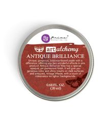 Fire Ruby - Antique Brilliance Wax