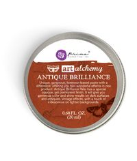 Red Amber - Antique Brilliance Wax