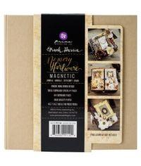Frank Garcia Memory Hardware Chip Album - Kraft Magnetic W/8 Pages