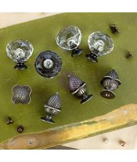 Orleans Antique Knobs - Memory Hardware Embellishments